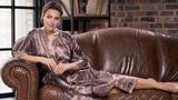 Mokka новая коллекция из смесового шелка Mia-Amore