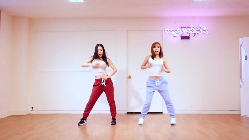 Little_Mix_-_Touch_WAVEYA_Choreography_Ari mirrored