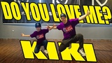 ТАНЕЦ - DRAKE - IN MY FEELLINGS - KIKI #DANCEFIT