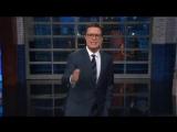 Stephen Colbert Hits Back at