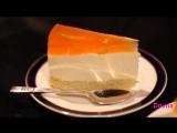 (ТОРТ-РЕЦЕПТ-VK)  Творожный торт суфле - рецепт. Как приготовить торт суфле, мастер класс.