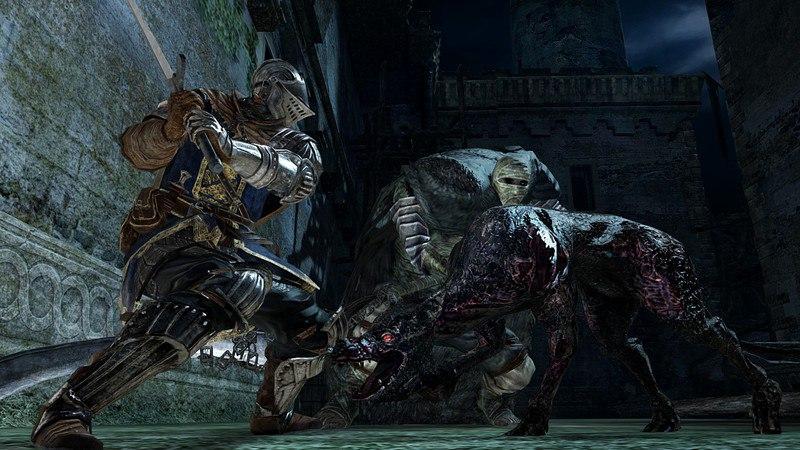 Dark Souls II (2014) PC | Repack от R.G. Механики - Скриншот 1