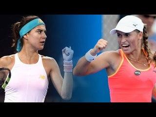 Sorana CIRSTEA vs Yulia PUTINTSEVA Highlights ISTANBUL 2018