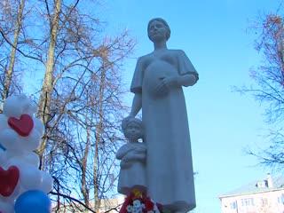 Скульптура, посвящённая матери, появилась на территории Перинатального центра в Йошкар-Оле