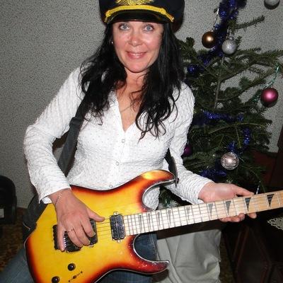 Людмила Никитенко, 12 января 1967, Киев, id213524659