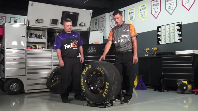 How to Burn Rubber NASCAR Tire Specialists