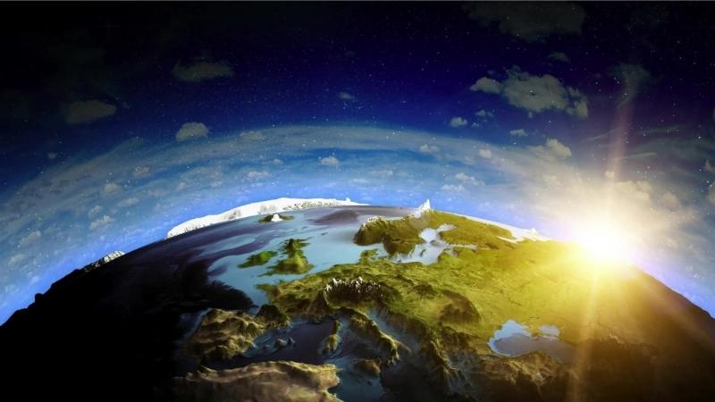 Магог про плоскую Землю и конспирологов