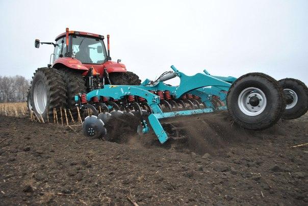Верховной Раде предложили отменить технический контроль сельхозтехники и повысить штрафы