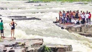 Репортаж Кадр дня Индия Наводнение оползни Сезон дождей