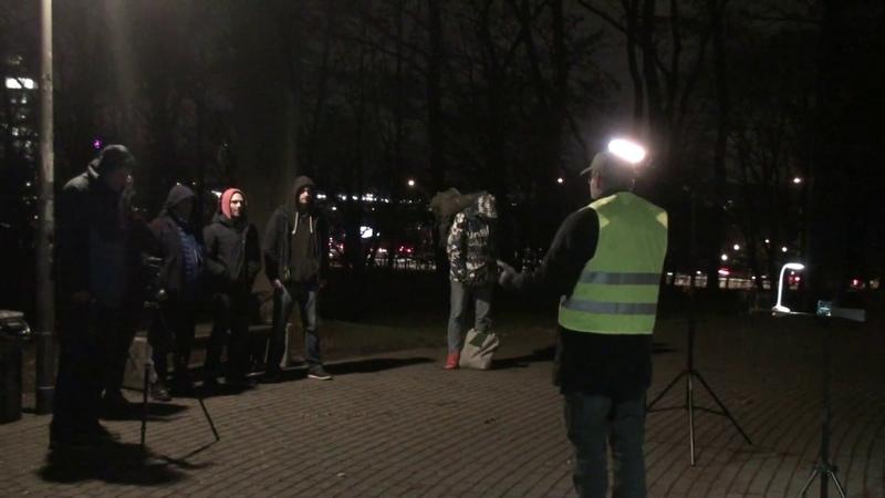 Gelbe Westen am Bismarck Denkmal in Hamburg DIE ELITEN HABEN VERSAGT! 11.12.2018