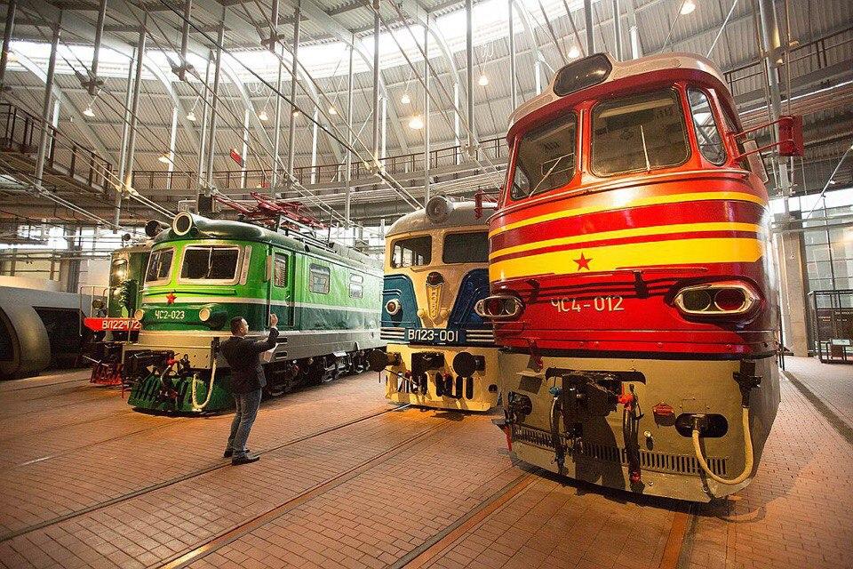 Новый музей железных дорог бьёт рекорды по числу посетителей
