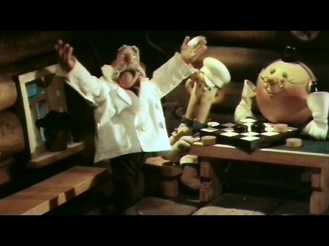 Следствие ведут Колобки. Похищение века (1983) - Мультфильм на TVZavr