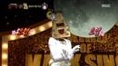 CUT 181021 MBC King of Mask Singer. ObservatoryMi-shil Dance @ Seola