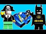 Lego junior create cruise - Лего Бэтмен мультик - Лего Игры. Бэтмен игра как мультик