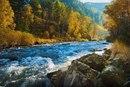 Реки Алтая, Россия