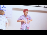 FANCAM 17.06.18 Donghun (A.C.E - Take Me Higher) @ 4th fansign Incheon Media Center