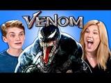 GENERATIONS REACT TO VENOM (Trailer)
