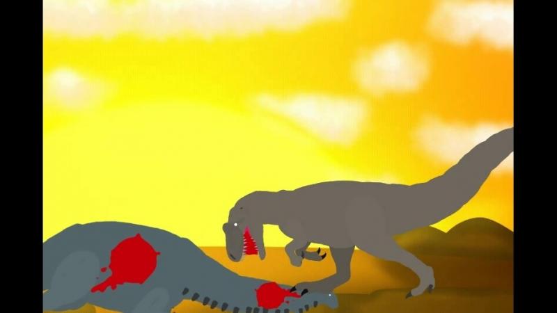 Аллозавр Фрагилис.