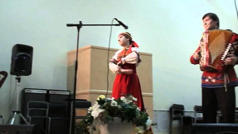 38 57 видео 0285 Отчётный годовой Концерт в Музыкальной Школе им А Т ГРЕЧАНИНОВА 23 03 2012