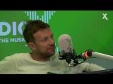 Damon on Radio X with Gordon Smart - Damon Albarn on Arctic Monkeys' new album