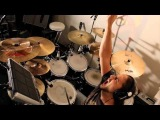 Nightwish - Cadence Of Her Last Breath - drum cover by knuppsli