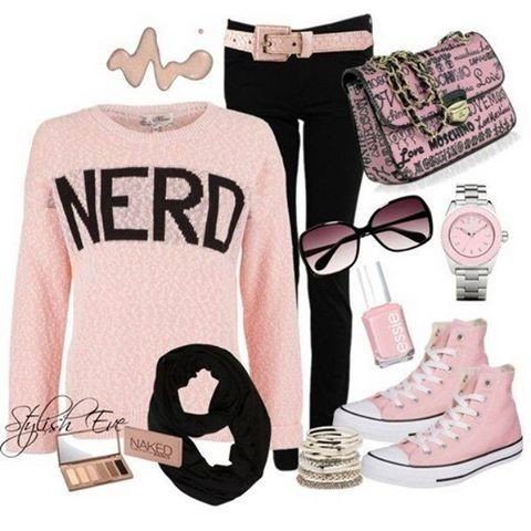 Converse  Outfits I love  Pinterest  Ruhák