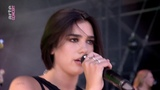 Dua Lipa Live At Lollapalooza Berlin, Germany 2018