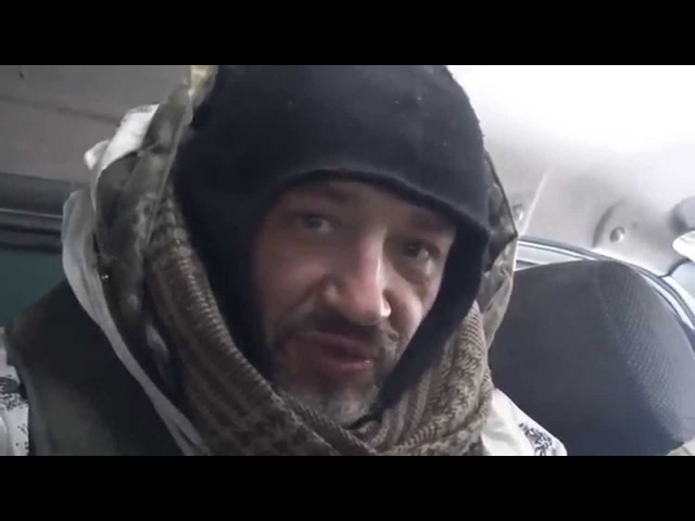 """Обращение к Путину солдат ОМБ """"Призрак"""""""