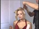 Вечерняя прическа для волос средней длины   Секреты красоты   IVONA   bigmirnet