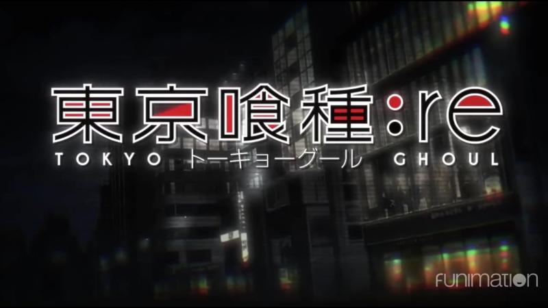 Опенинг 3 сезона аниме Токийский Гуль