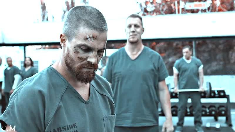 Oliver Queen ✔ No Escape
