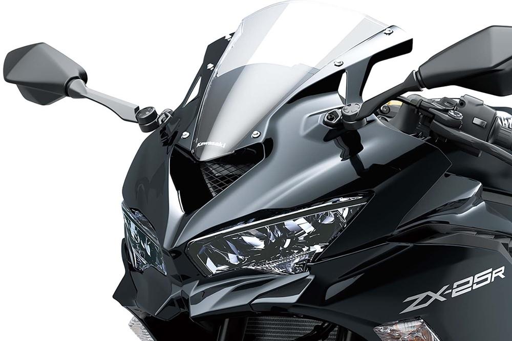 Kawasaki Ninja ZX-25R официально представили (50 л.с. мощности)