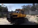 Трактор ДТ-75 С2 торфяная модификация торфяник СтройСельМаш