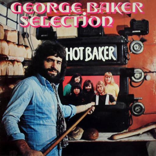 George Baker Selection альбом Hot Baker (Remastered)
