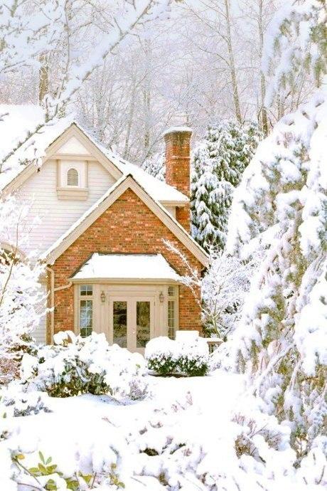 Какое блаженство, что блещут снега,