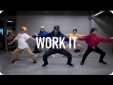 1Million dance studio Work It - Missy Elliott (Royalty Trap Mashup) / Minyoung Park Choreography