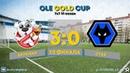 Ole Gold Cup 7x7 VI сезон. 1/2 финала. БРУКЛИН - СТАЯ