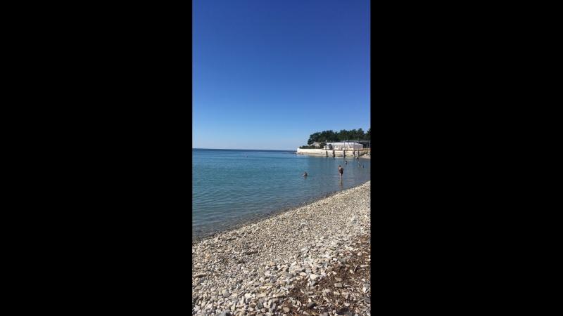 Чёрное море. Геленджик. Дивноморское