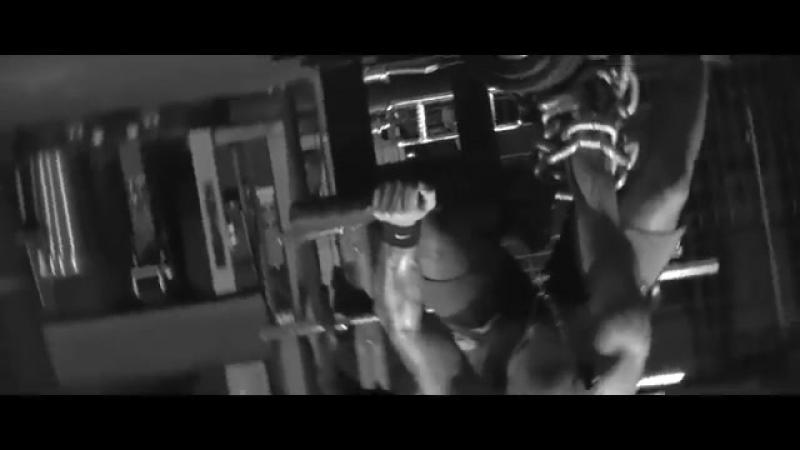 Тренировки сверхчеловека Жером Пина часть 2 mp4