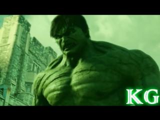 The lncredible Hulk ✰ Bruce Banner _ Monster ✰ Невироятный Халк Крутой Клип