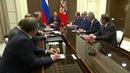 Президент обсудил спостоянными членами Совбеза России вопросы безопасности вСирии ирезультаты выборов Новости Первый канал