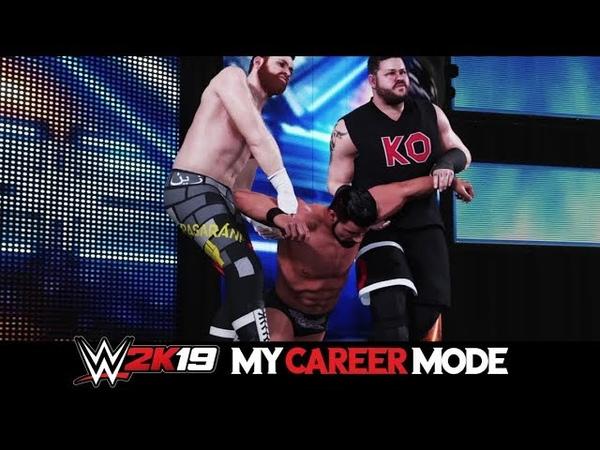 WWE 2K19 My Career Mode Ep 9 BREAKOUT