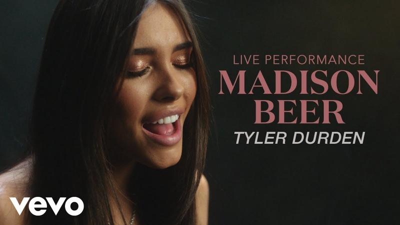 Madison Beer - Tyler Durden Official Performance   Vevo