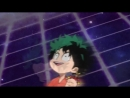 Animewebm. Dance till you're dead Deku