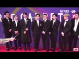 [VIDEO] 171201 EXO - Red Carpet @ 2017 Mnet Asian Music Awards in Hong Kong