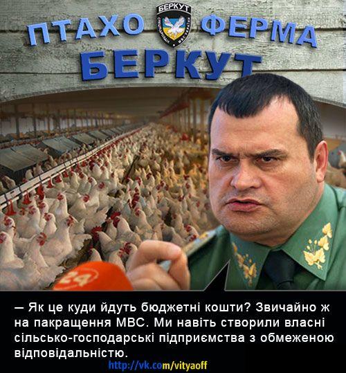 Я не вижу Захарченко в новом Кабмине, - представитель Януковича в Раде - Цензор.НЕТ 1398