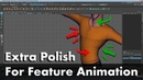 Polish your Animation for Feature Film (Maya 2019)
