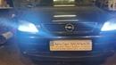 149 Opel Astra G Часть 2 линзы покраска дхо ксенон
