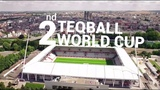 2nd Teqball World Cup, Reims