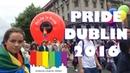Dublin LGBTQ Pride Parade 2016 IRELAND